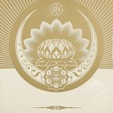Lotus Crescent Shepard Fairey