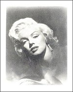 Marilyn Glamour Russell Young