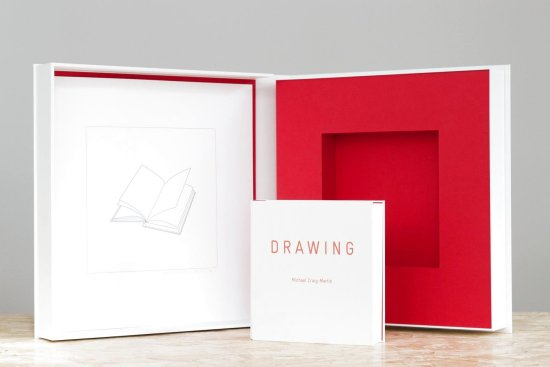 Michael Craig-Martin Deluxe Edition of Drawings Original