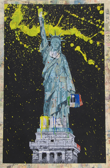 Mr Brainwash Liberty