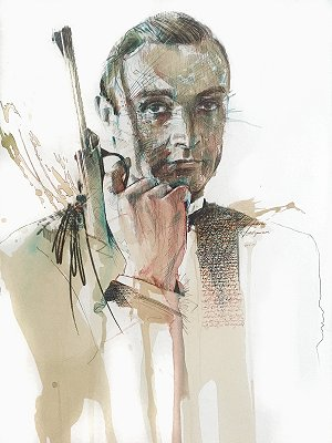 Not Shaken Carne Griffiths