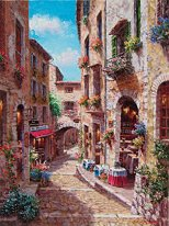 Saint Paul de Vence Sam Park